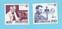 FEROE FOROYAR INVENTEURS FLEMING FINSEN 1983 / MNH**  / BJ 791 - Faroe Islands