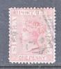 Sierra Leone  12  (o)  Wmk CC - Sierra Leone (...-1960)