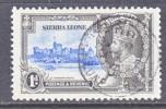 Sierra Leone  166  (o) - Sierra Leone (...-1960)