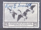 U.S. RW 3  (o) - Duck Stamps