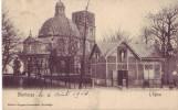 MONTAIGU = L'église  (écrite) 1904 - Belgique