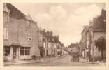 Baume Les Dames : Grande Rue. 2 Scans. Edition Combier - Baume Les Dames