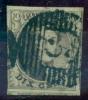 Belgique - No 6 Oblitéré P 5 (Arlon), 4 Marges, 2 Voisin, See Scan - 1851-1857 Medaillen (6/8)