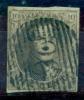 Belgique - No 6 Oblitéré P 26 (Chatelineau), 4 Marges, Luxe, See Scan - 1851-1857 Medaillen (6/8)