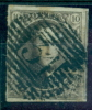 Belgique - No 6 Oblitéré P 31 (Deynze), 4 Marges, 1 Voisin, See Scan - 1851-1857 Medaillen (6/8)