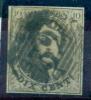 Belgique - No 6 Oblitéré P 32 (Diest), 4 Marges, Luxe, See Scan - 1851-1857 Medaillen (6/8)