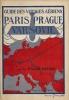 Guide Des Voyages Aériens Paris-Prague-Varsovie - 1925- Rare Et Exceptionnel - Livres, BD, Revues