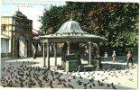 Salut De Constantinople - Cour De La Mosquée Du Sutan Eyoup - Turchia