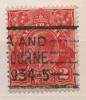 Fra125 Australia, Re, Roi, King George V, 1931-36, Fil Corona A (VI) Dent 13,5x12,5, N.79 Y&T - 1913-36 George V: Heads
