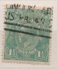 Fra123 Australia, Re, Roi, King George V, 1914-23, Fil Corona A (III) Dent 14, N.24 Y&T - 1913-36 George V: Heads