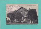 CPA - D - Falkenwalde POMMERN - Gasthof Gustav Neumann - Cachet Militaire Brief Stempel  KOMMANDANTUR POLCHOW - Pommern
