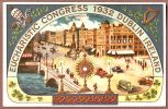Dublin  Eucharistic Congress 1932 Embossed Souvenir   Ir91 - Dublin