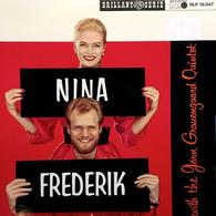 * LP *  NINA & FREDERIK WITH THE JORN GRAUENGAARD QUINTET (Germany 1967) - Vinylplaten