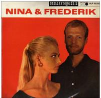 * LP *  NINA & FREDERIK - SAME (Germany 1966) - Vinylplaten