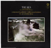 * LP *  SAN SEBASTIAN STRINGS / ANITA KERR / ROD McKUEN - THE SEA (England 1968 EX!!!) - Vinylplaten