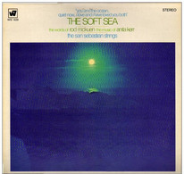 * LP *  SAN SEBASTIAN STRINGS / ANITA KERR / ROD McKUEN - THE SOFT SEA (Germany 1970 EX-!!!) - Vinylplaten