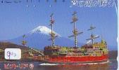Télécarte JAPON * BATEAU * PHONECARD JAPAN * SHIP * CRUISE  (902) TELEFONKARTE SCHIFF * Schip - Boot - Barco - - Boten
