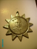CHINA     MEDAL  ORDER  CROSS  1951  SILVER - Medals