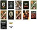 Lot 12 Dos Différents De Jeu De Cartes JACK DANIEL´S (Speelkaarten, Playing Cards, Carte à Jouer) - Playing Cards (classic)