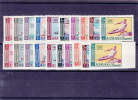 Ajman,1965 Summe Olympic Tokyo, Perf + Imperf With Margin,compl.NH Set Superb- Early Issue-20 Stamps-SKRILL PAY ONLY - Ajman