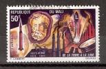 Mali 1970 / Mi 224 - Jules Verne - Used (o) - Mali (1959-...)