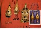 ROMANIA / MAXI CARD / Pietroasa Treasure - Archeologia