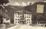 CHAMONIX . L HOTEL ROYAL ET DE SAUSSURE - Chamonix-Mont-Blanc