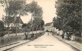ESSERTENNE - Route Nationale - Le Pont - TBE - Animée - 2 Scans - Non Classificati