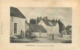 ESSERTENNE - Le Bureau De Poste - L´ Eglise - Animée - 2 Scans - Frankreich