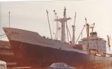BATEAUX GROS PORTEUR Photos Pris Dans Le Port De MARSEILLE  KATRINAMAR TRANSPORT DE BOIS PRÉCIEUX - Schiffe