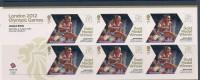 GB ~ 2012 ~ Olympic Gold Medal Winners ~ Jessica Ennis ~ Heptathlon ~ MNH - Blocks & Miniature Sheets