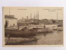 ANTIBES - Le Port, Vue Prise Des Chantiers - Antibes