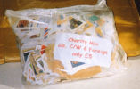 Charity Mix Of GB, Commonwealth, & Foreign On Paper As Received - SUPER SORTER - Lots & Kiloware (mixtures) - Max. 999 Stamps