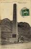 Frontière D'Italie, Obélisque Du Montgenèvre (hauteur : 20 Mètres)( Chasseur Alpin) - Autres Communes