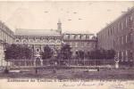 WAVRE-NOTRE-DAME = Etablissement Des Ursulines = Vue Prise Du Jardin  (écrite) 1906 - Wavre