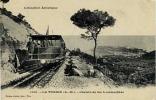 La TURBIE - Chemin De Fer à Crémaillère ( Beau Plan ) - La Turbie