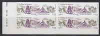 ** Autocollant Europa Visitez La France Cirque De Mafate, Tour Eiffeil, Pont Du Gard, Mont Saint-Michel, Place Stanislas - 2010-....