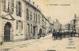 Donchery - La Grande Rue - France
