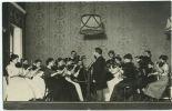 SWITZERLAND 1911 Lausanne Misicians Orchestra Violins Bass / B - Schweiz