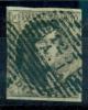 Belgique - No 6 Oblitéré 123 A. 1., 4 Marges, Luxe, See Scan - 1851-1857 Medaillen (6/8)
