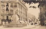 MONTROUGE - Le Monument Aux Morts Et L' Av. De La République - Montrouge