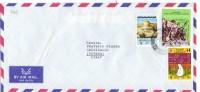 TZ642 - LYBIA , Lettera Commerciale Per L'Italia - Libye