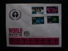 KUT 1974 WORLD POPULATION YEAR  FULL SET (4 Values) On FDC. - Kenya, Uganda & Tanganyika