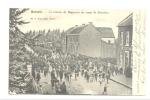 HASSELT - Rentrée Du Régiment Du Camp De Beverloo - 1904  - Armée Belge (1696)b98 - Leopoldsburg (Kamp Van Beverloo)