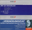 Donauwalzer 224 - ÖBB - Wien-Brüssel - Europe