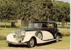 VOITURE TOURISME HISPANO SUIZA K 630 CV 1937 - Turismo