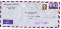 TZ669A - IRAN , Lettera Commerciale  Per L'Italia - Iran