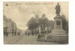 Eeklo Eekloo Standbeeld Ledeganck En Brugschestraat Cachet Militaire - Eeklo
