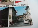 Dogana Winnbach Prato Drava  Bar Chiesa  Distributore Benzine Agip Eni Carabinieri - Douane