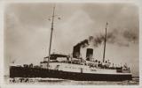 Ferry ISLE OF JERSEY -  Bateau/ship/schiff - Carte Photo - Steamers